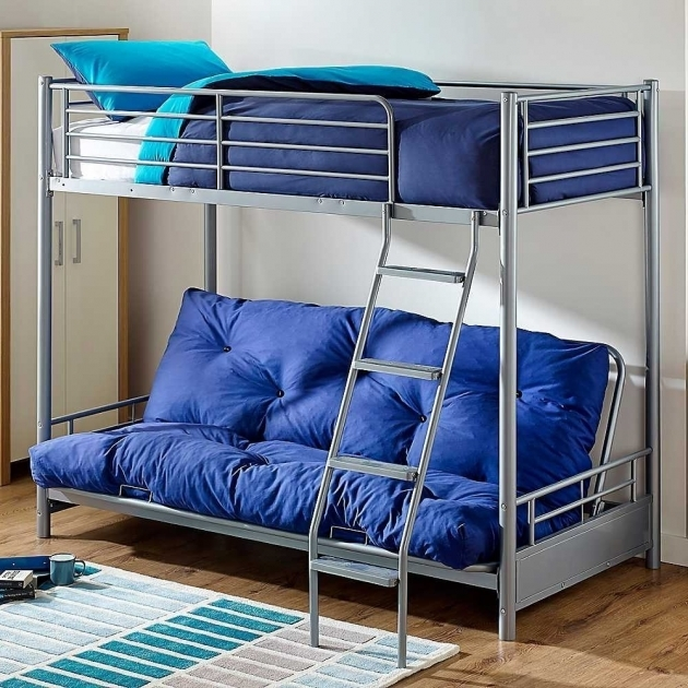 Bunk Bed Full Over Full Futon