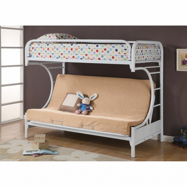 Futon Bunk Bed Coaster Fordham C Style Twin Over Full Pics 63