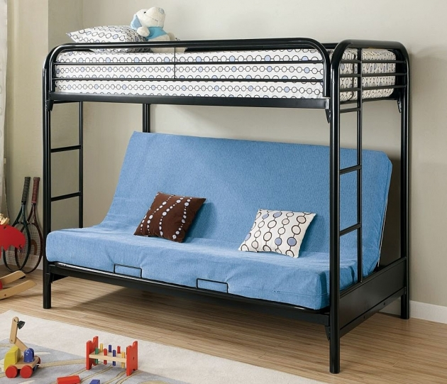 Futon Bunk Bed Easy Diy Interior Designs Pics 53
