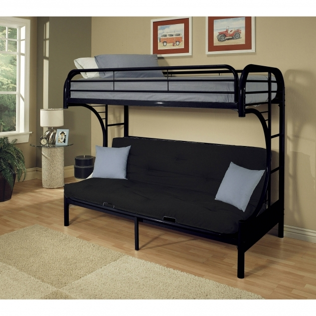 Futon Bunk Bed Eclipse Twin Xlqueenfuton Bunk Bed Black Photos 29