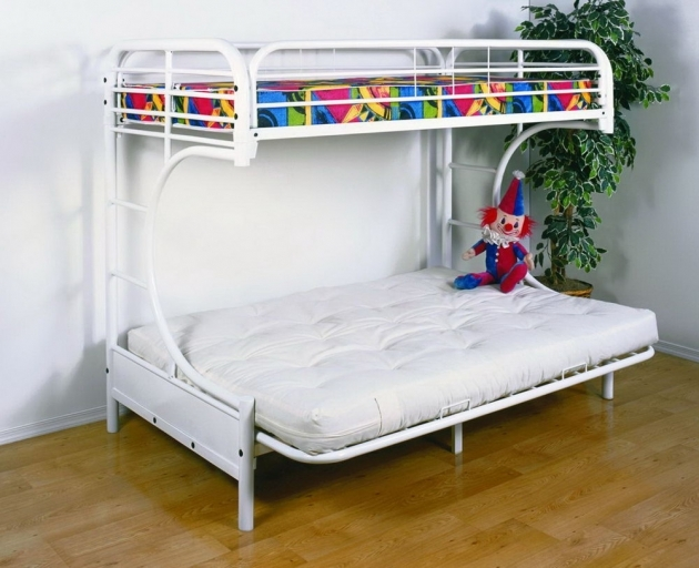 Futon Bunk Bed Twin Over Assembly Instructions Images 57
