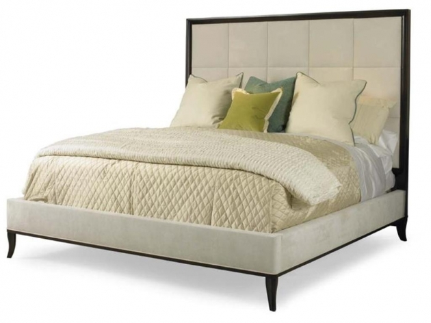 King Upholstered Headboard Furniture  Photo 45