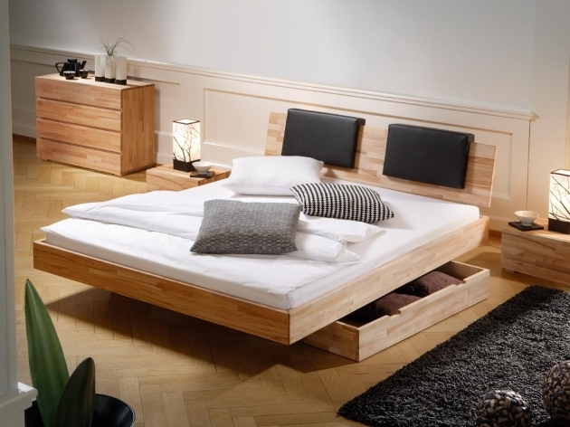 Platform Bed With Storage Queen Modern And Beautiful Pictures 63