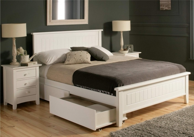 Queen Size Bed Frame With Storage Modern Ideas Diy Pictures 31