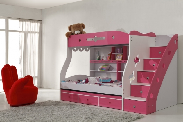 Toddler Bunk Beds With Stairs Sleeping Solutions For Twin Toddlers Pics 54