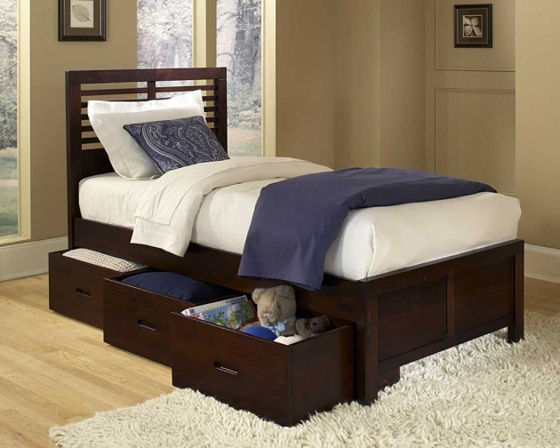 Twin Bed With Storage Ikea Design Ideas Pic 39