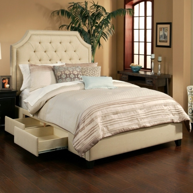Classic White King Size Headboard And Footboard Photos 44