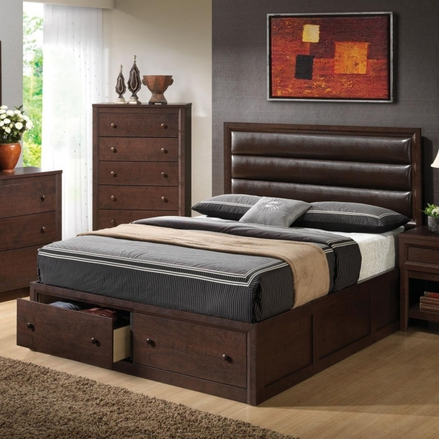 Coaster 202311kwh Brown California Wood King Size Headboard Images 88