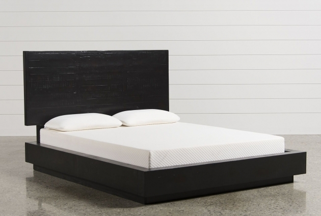 Contemporary Cheap Platform Bed Frame Queen Without Fq Bobkona Xii Photo 32