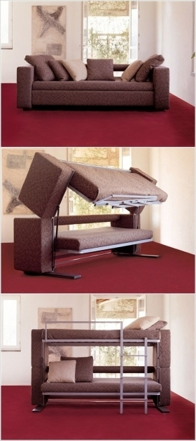 Couch That Turns Into A Bunk Bed Ideas  Photos 29