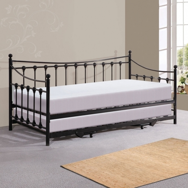 Daybed With Trundle Bed With Storage Cheap Photos 30
