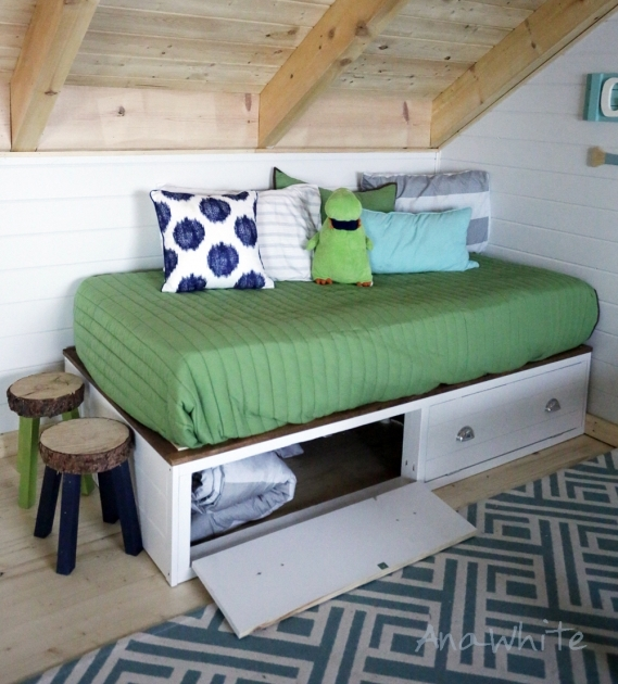 Diy Daybeds Under $200 Easy Drawer Image 48