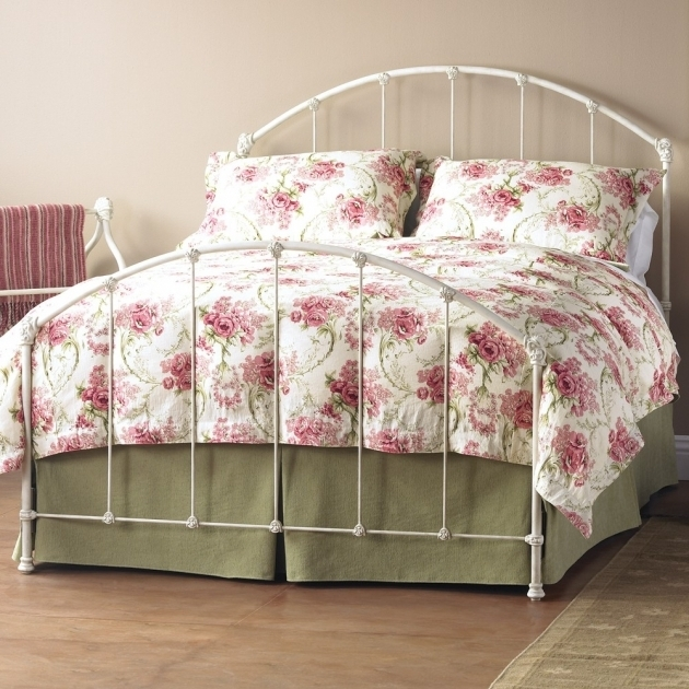 Full Iron Beds Metal Headboards For Double Bed Full Size Photo 26