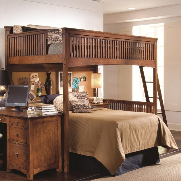 Full Over Full Bunk Beds Crossover Elite Image 86