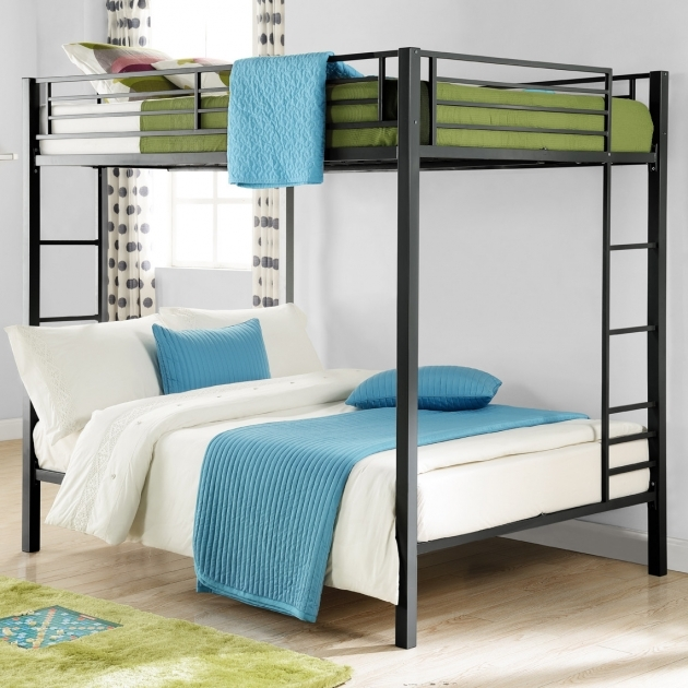Full Over Full Bunk Beds Dhp Image 90