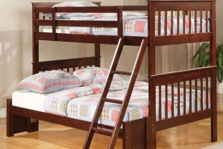 Full Over Full Bunk Beds