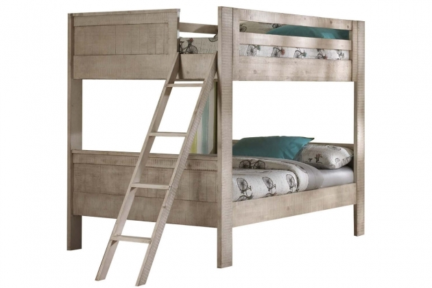 Full Over Full Bunk Beds White With Staircase Images 93