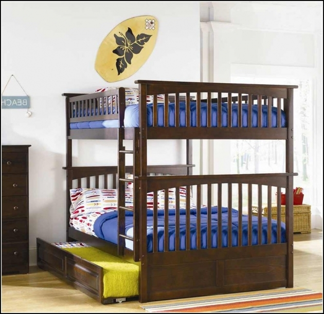 Full Size Bunk Beds Design Ideas Photos 77