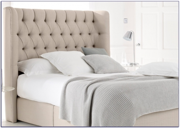 King Size Bed Frame With Headboard And Footboard Attachments Plans