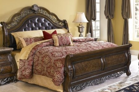 Full Size Headboard and Footboard Sets