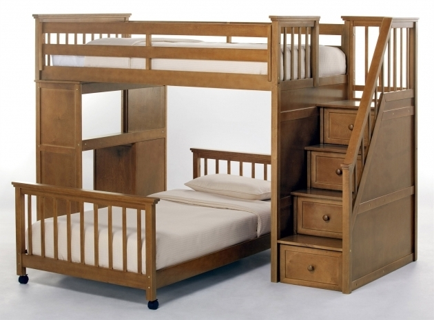 Low Ceiling Bunk Beds And Desk For Girls Sloped Ceiling Outdoor Farmhouse Pictures 36