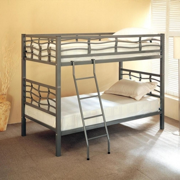 Low Ceiling Bunk Beds Metal Cabin Rustics Images 97