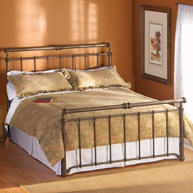 Rustic Metal Bed Frames Sheffield Iron Beds Picture 07