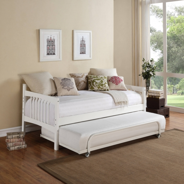 Twin Size Trundle Beds Daybeds Under $200 Image 32