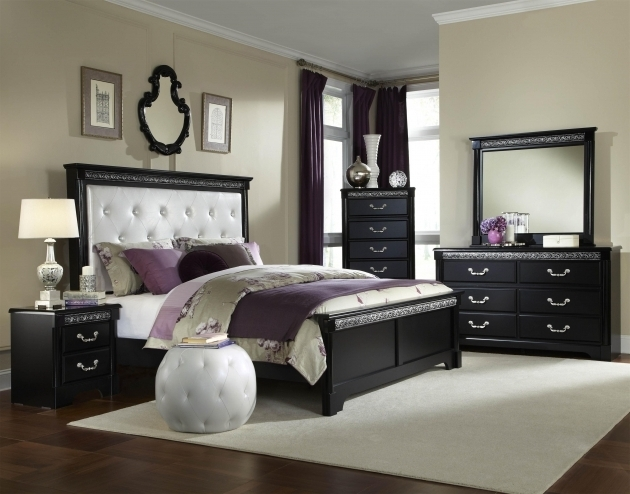 Upholstered Headboard And Footboard Set Furniture Venetian Photo 44