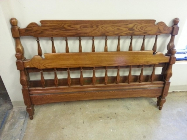 Wood Full Size Headboard And Footboard Sets Picture 84