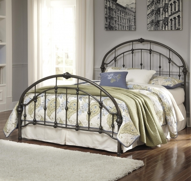Ashley Furniture Metal Beds Design Pictures 35