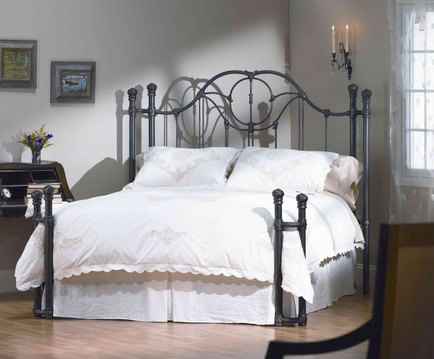 Bedroom Ashley Furniture Metal Beds Wrought Iron Bed Frames Design Ideas Photos 56