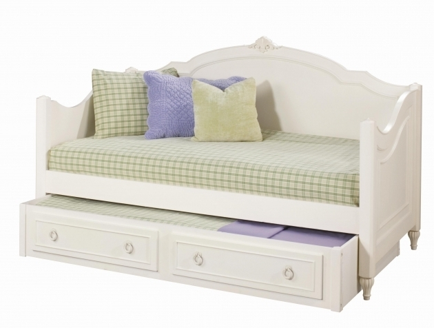 Bedroom Full Size Daybed With Trundle Bed And Storage For Cozy Kids Images 42