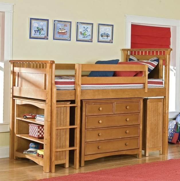 Bunk Bed With Only Top Bunk Home Design Ideas Photos 31