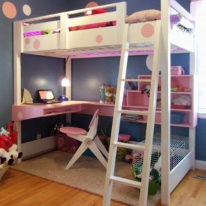 Bunk Bed Replacement Ladder