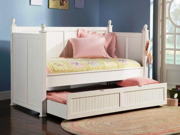 Full Size Daybed With Trundle Bed Holland House Belmar