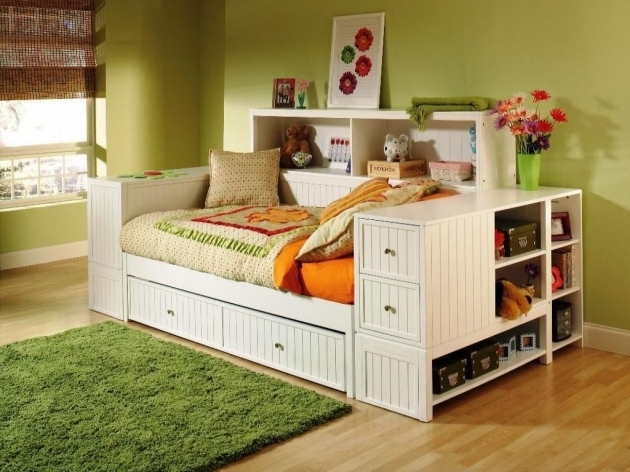 Full Size Daybed With Trundle Bed Frame Picture 92
