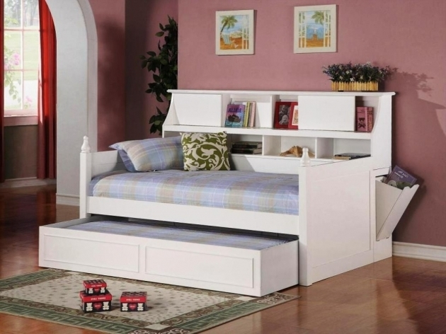 Full Size Daybed With Trundle Bed Bed Amp Headboards