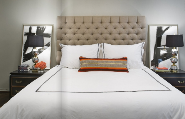 How To Make A Padded Headboard Design Images 74