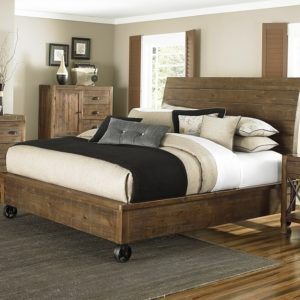 King Headboard and Footboard Sets