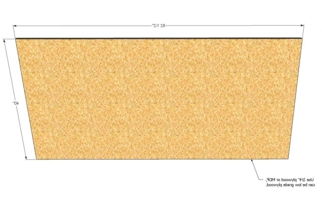 King Size Headboard Dimensions Framed Upholstered Diy Projects Photos 99