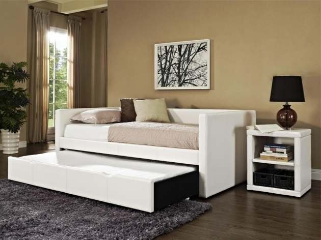 Modern Twin Bedding Full Size Daybed With Trundle Bed Images 85