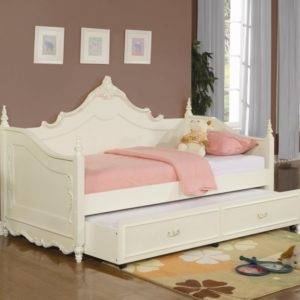 Full Size Daybed with Trundle Bed