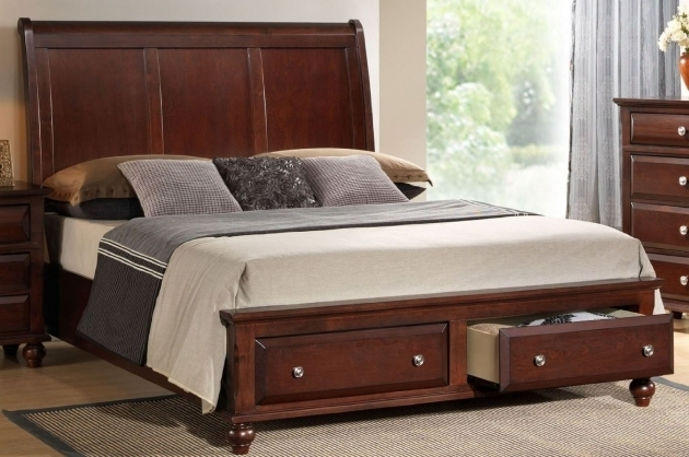 Storage Platform Bed Queen Furniture Modern Ideas Photo 14