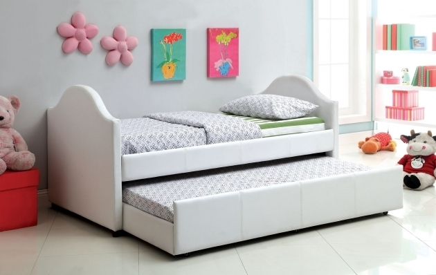 Twin XL Daybed Frame With Pop Up Trundle Iron Daybed Images 29