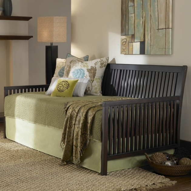 Wooden Queen Daybed Frame Pictures 58