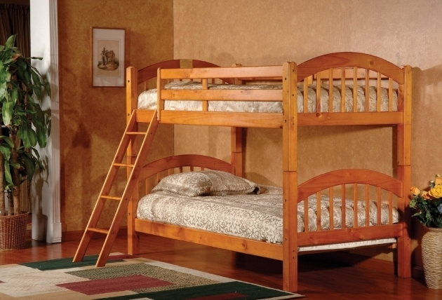 Best Wood Bunk Bed Ladder Only 2017 Photo 01