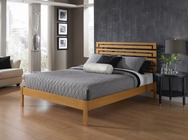California cheap king size platform bed tufted wood bed for Cheap king size bed
