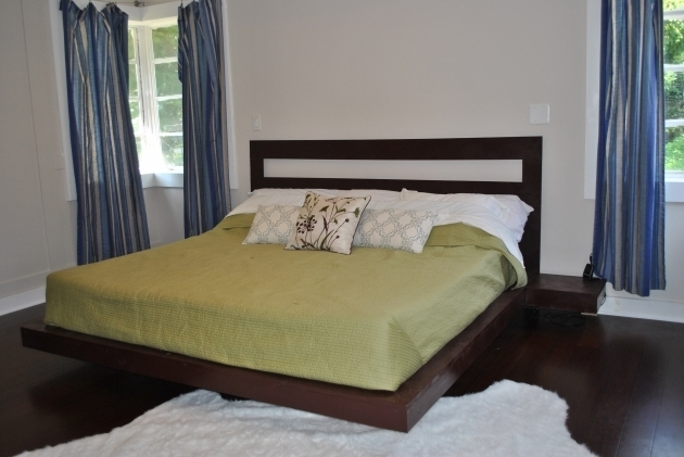 Cheap King Size Platform Bed Frame Diy Picture 58