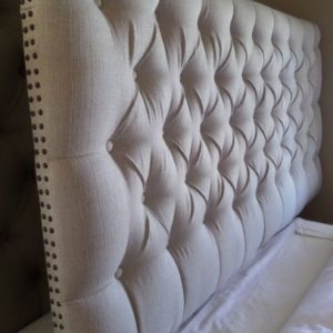 How to Make a Fabric Headboard